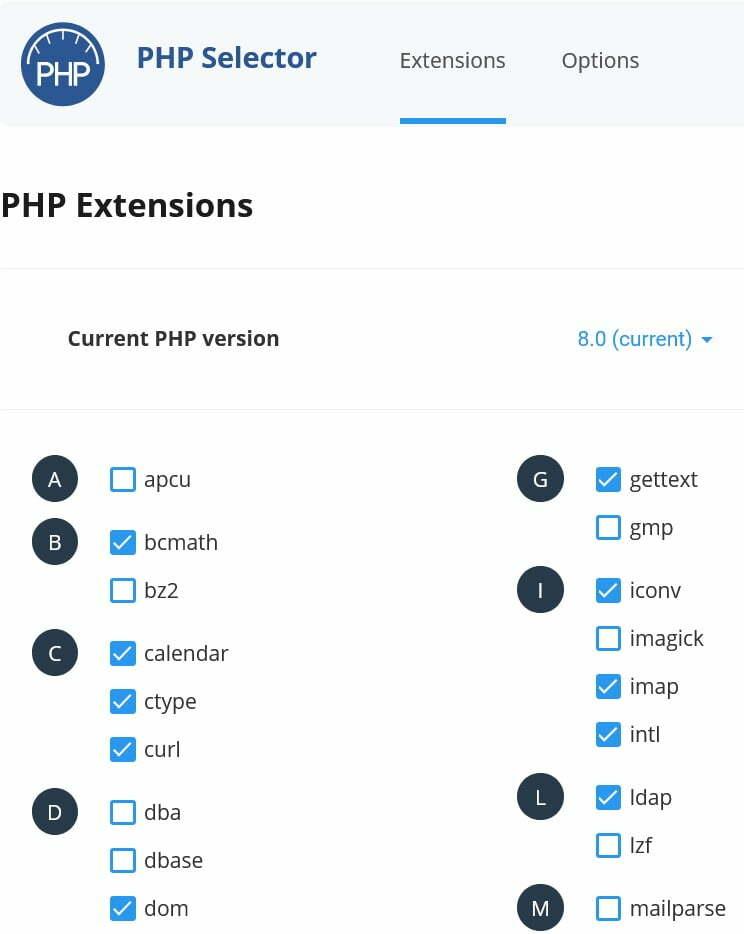 php verzijo php verzijo
