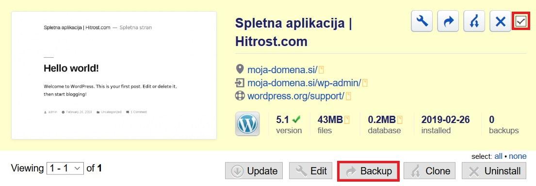 spletne strani spletne strani