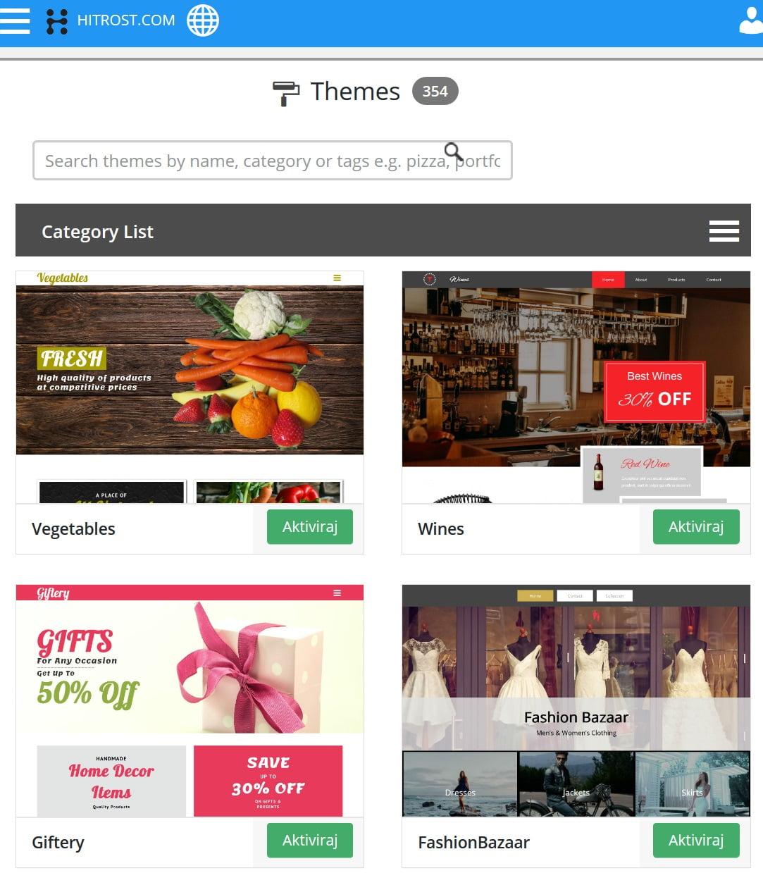 postavitev spletne strani postavitev spletne strani