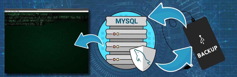 mysqldump varnostne kopije (rezervne kopije oz. backup) podatkovne baze mysqldump varnostne kopije